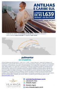 Antilhas e Caribe do Sul