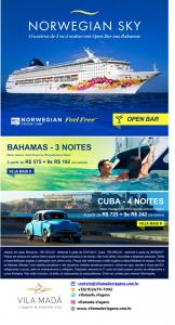 cruxeiro norweign open bar bahamas