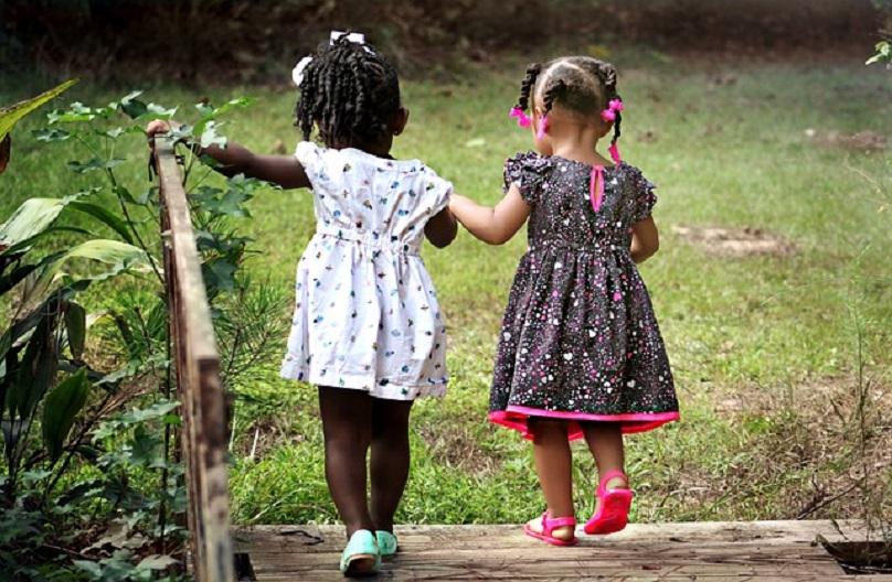 africa com crianças
