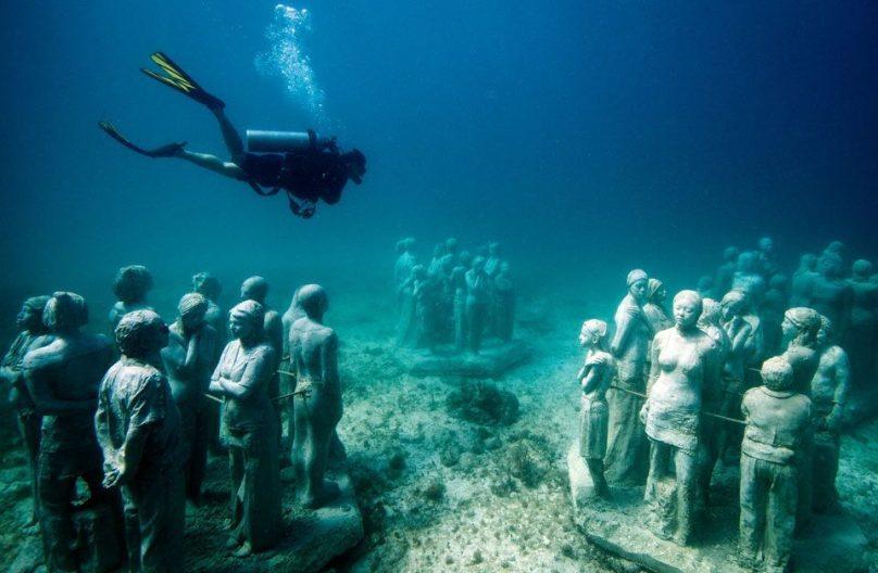 Mergulho em Cancun